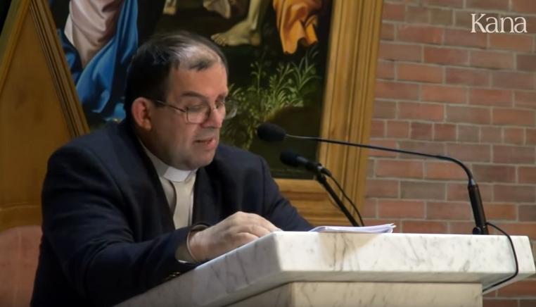 Доклад о. Джермано Марани о Юбилее Милосердия