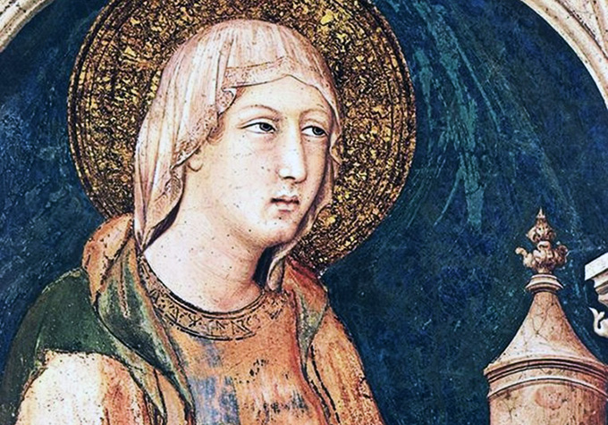 22 июля — св. Мария Магдалина, праздник