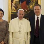 Палома Овехеро — первая женщина в руководстве пресс-службы Ватикана