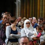 Мусульмане разделили с христианами скорбь об убитом о. Жаке Амеле