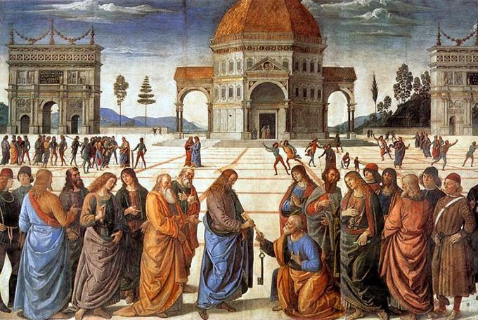 Заблуждения о первенстве Римской Церкви