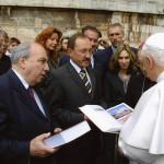 Виталий Задворный: 20 лет жизни отдал Католической Энциклопедии