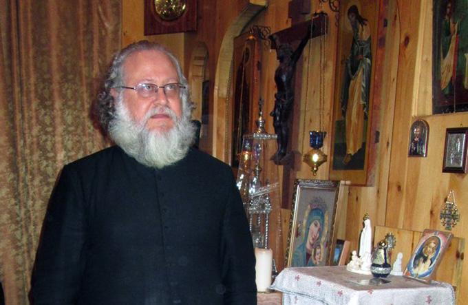 о. Александр Бургос в гостях у «Радио Мария»