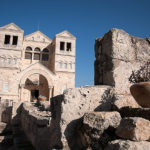 Нападение на базилику Преображения Господня на горе Фавор