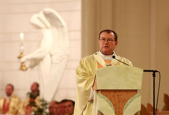 Архиепископ Павел Пецци: «Уповать на Божие милосердие — урок Юбилейного года»