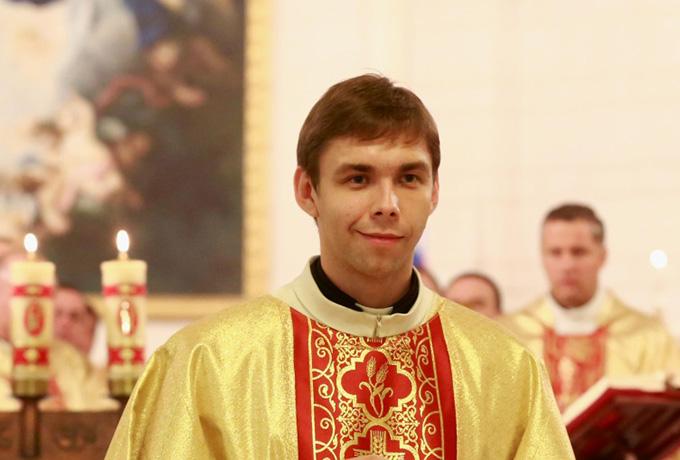 Диакон Александр Домников: «Я хотел быть священником с детства»