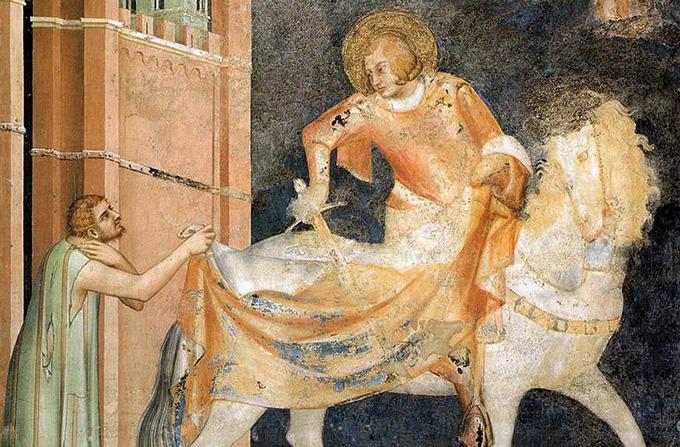 11 ноября — св. Мартин Турский