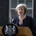 Британский премьер-министр выступила в защиту христиан