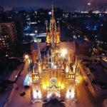 Международный Рождественский фестиваль откроется в Москве 25 декабря