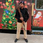 Рождественский поезд отправился в путешествие по Пакистану