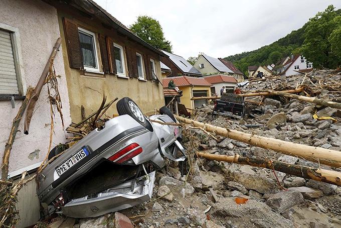 Стихийные бедствия — это Божье наказание?