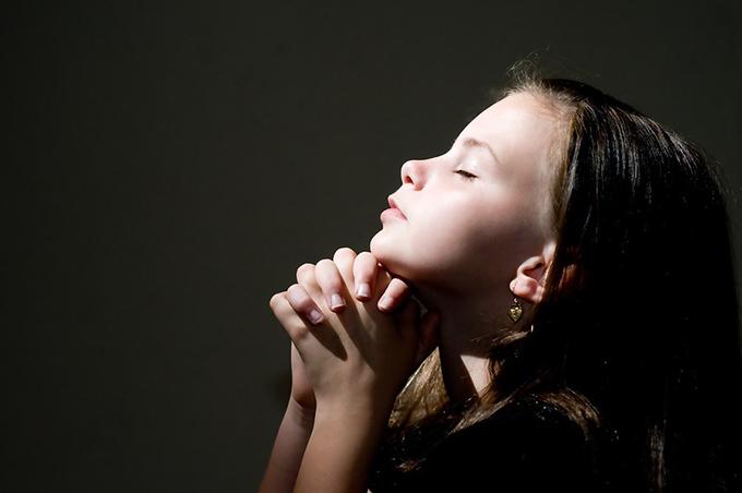 Как молиться непрестанно? Молитесь, как дети
