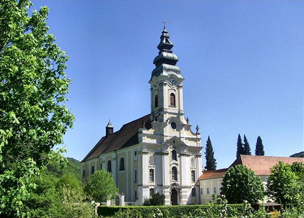 Церковь аббатства Энгельсцелль