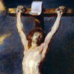 Семь последних слов Христа: 4. «Боже Мой! Боже Мой! Для чего Ты Меня оставил?»