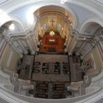 Начинается масштабный ремонт Базилики Св. Екатерины в Петербурге