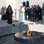 Микаел Минасян: «Папа в Армении помог нам прорваться через оболочку боли»