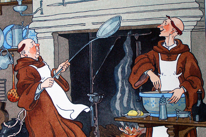 Францисканские рецепты