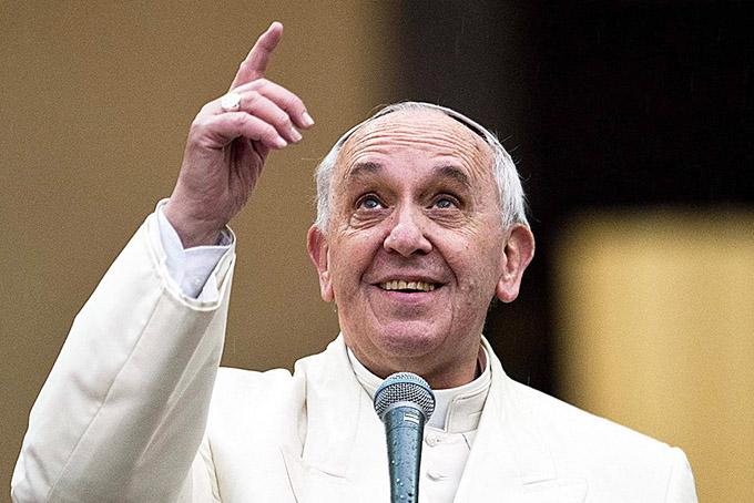 Папа Франциск: «Миру нужны мистики и святые»