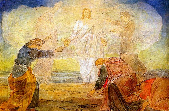 Библейское зрение и свет: как видит Бог, и как видит человек