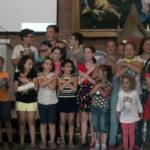 Сюжет: Всероссийская встреча семей в Новосибирске