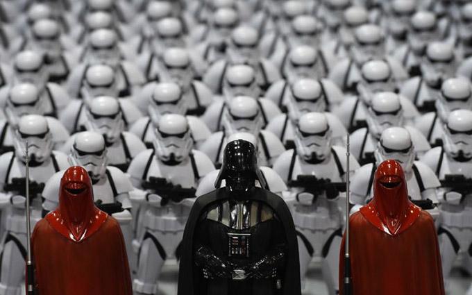 Религиозные образы в «Звездных войнах» — это не просто совпадение