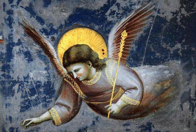Как ангелы могут воздействовать на материальный мир?