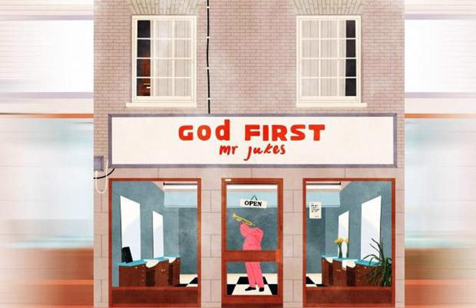 «Mr Jukes – God first»: Бог Джека Стедмена