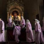 Наблюдается рост числа христиан в условиях гонений