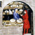 Средневековые аббатства и происхождение знаменитых сыров