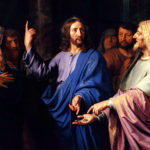 5 вопросов от Данилки: ученик фарисея