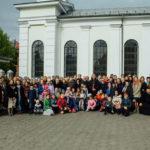 Католики Оренбурга отметили 170-летие освящения храма