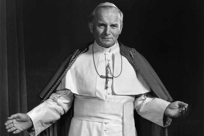 9 слов о св. Иоанне Павле II