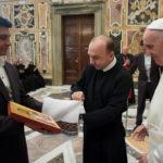Папа пожелал Украине мира и экуменической гармонии