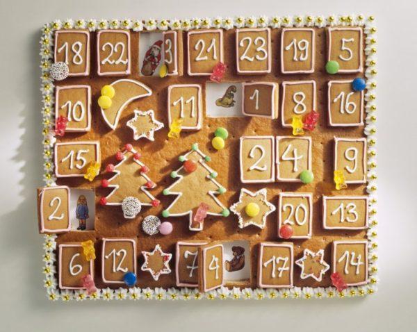 Календарь Адвента 2