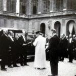 Ватиканский гараж: начало автомобилизации Ватикана