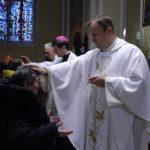 Фото: День больных в кафедральном соборе в Москве