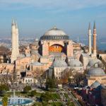 Собор Святой Софии — главная святыня Константинополя