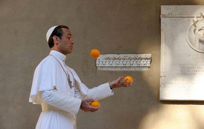 18 декабря — Лекция ««Молодой Папа» как европейский роман воспитания»