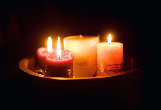 Третье воскресенье Адвента: Свеча Любви