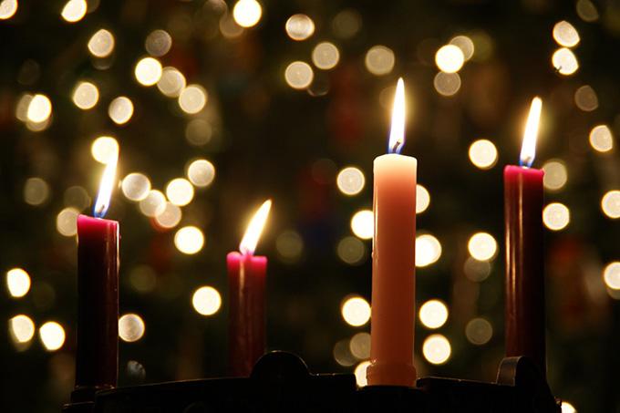 Четвертое воскресенье Адвента: Свеча Радости