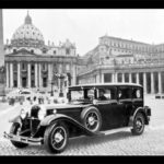 Восход звезды «Мерседеса» на Ватиканском небосклоне