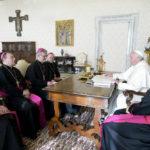 Российские католические епископы начали визит Аd limina