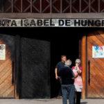 Взрывы в столице Чили в преддверии визита Папы Франциска