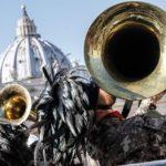 Медиа: парад в Ватикане в праздник Богоявления
