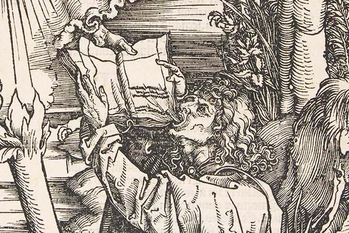 Откровение Иоанна Богослова в интерпретации Альбрехта Дюрера