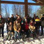 Духовные упражнения для молодежи прошли в Судаково