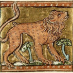 Библейский зоопарк: лев