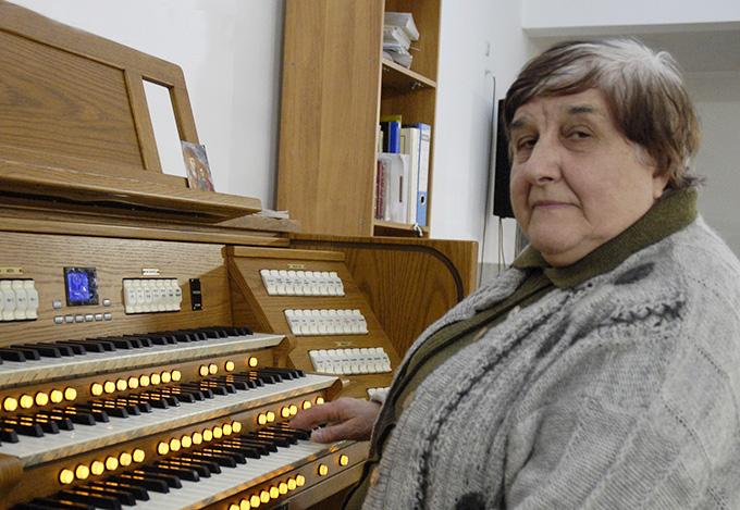 «Она была человеком Церкви»: памяти Виктории Тумилович