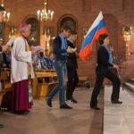 Католики Новосибирска приняли участие в международной молитве за Синод о молодёжи