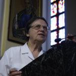 Фото: прощание с сестрой Марией Стецкой RSCJ в Москве